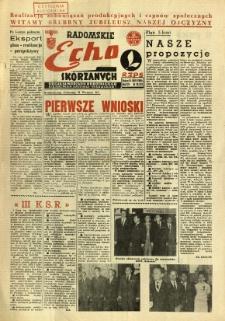 Radomskie Echo Skórzanych, 1969, R. 14, nr 19