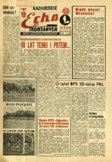 Radomskie Echo Skórzanych, 1969, R. 14, nr 22
