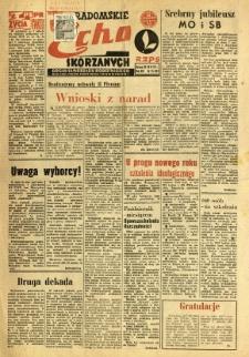 Radomskie Echo Skórzanych, 1969, R. 14, nr 25