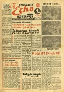 Radomskie Echo Skórzanych, 1969, R. 14, nr 29