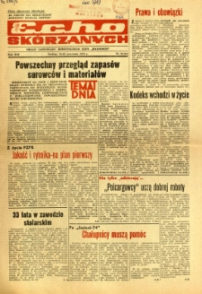Radomskie Echo Skórzanych, 1974, R. 19, nr 26