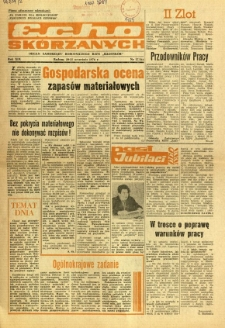 Radomskie Echo Skórzanych, 1974, R. 19, nr 27