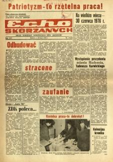 Radomskie Echo Skórzanych, 1976, R. 21, nr 19