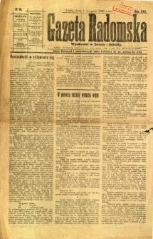 Gazeta Radomska, 1915, R. 30, nr 61