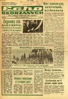 Radomskie Echo Skórzanych, 1976, R. 21, nr 36