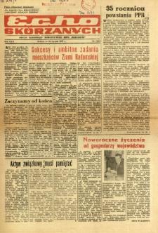 Radomskie Echo Skórzanych, 1977, R. 22, nr 1