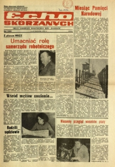 Radomskie Echo Skórzanych, 1978, R. 23, nr 10
