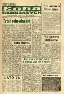 Radomskie Echo Skórzanych, 1978, R. 23, nr 17
