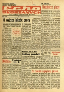 Radomskie Echo Skórzanych, 1978, R. 23, nr 33