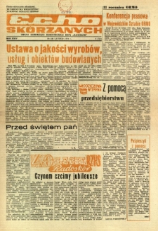 Radomskie Echo Skórzanych, 1979, R. 24, nr 6