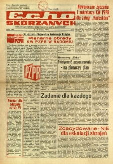 Radomskie Echo Skórzanych, 1980, R. 25, nr 1