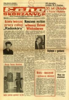 Radomskie Echo Skórzanych, 1980, R. 25, nr 11