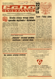 Radomskie Echo Skórzanych, 1980, R. 25, nr 19/20