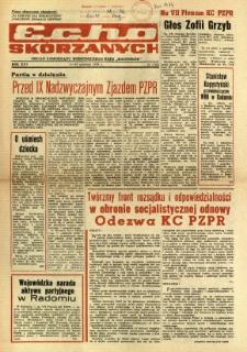Radomskie Echo Skórzanych, 1980, R. 25, nr 34