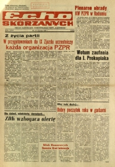 Radomskie Echo Skórzanych, 1981, R. 26, nr 3