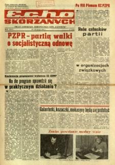 Radomskie Echo Skórzanych, 1981, R. 26, nr 6