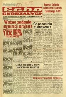 Radomskie Echo Skórzanych, 1981, R. 26, nr 19