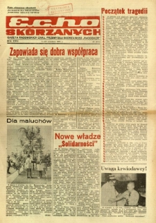 Radomskie Echo Skórzanych, 1981, R. 26, nr 25