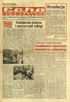 Radomskie Echo Skórzanych, 1981, R. 26, nr 28
