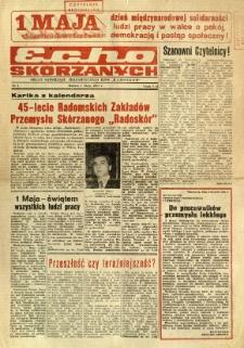 Echo Skórzanych, 1984, nr 1
