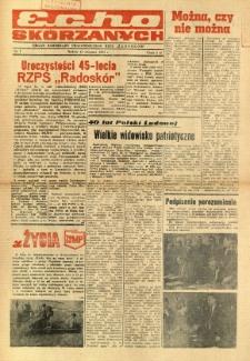 Echo Skórzanych, 1984, nr 7
