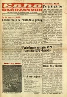 Echo Skórzanych, 1984, nr 8