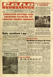 Echo Skórzanych, 1984, nr 10