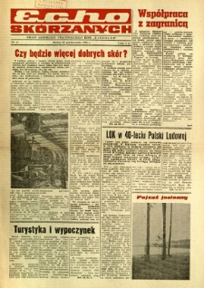 Echo Skórzanych, 1984, nr 11