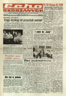 Echo Skórzanych, 1985, nr 17