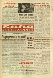 Echo Skórzanych, 1985, nr 18