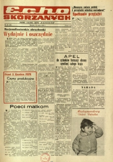 Echo Skórzanych, 1986, nr 10