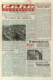 Echo Skórzanych, 1987, nr 13