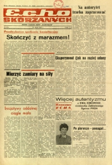 Echo Skórzanych, 1988, nr 10