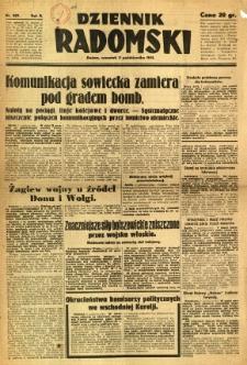 Dziennik Radomski, 1941, R. 2, nr 229