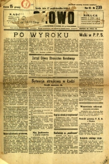 Słowo, 1928, R. 7, nr 239