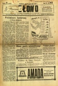 Słowo, 1928, R. 7, nr 243