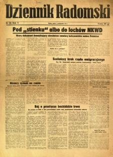 Dziennik Radomski, 1944, R. 5, nr 235