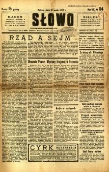 Słowo, 1929, R. 8, nr 114