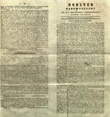 Dziennik Urzędowy Gubernii Radomskiej, 1845, nr 47, dod. nadzwyczajny