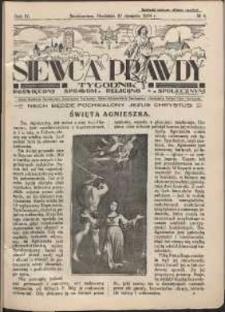 Siewca Prawdy, 1934, R.4, nr 4