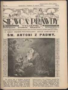 Siewca Prawdy, 1934, R.4, nr 24