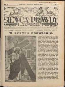 Siewca Prawdy, 1934, R. 4, nr 37