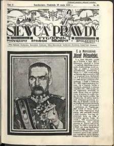 Siewca Prawdy, 1935, R.5, nr 22