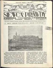 Siewca Prawdy, 1935, R. 5, nr 28