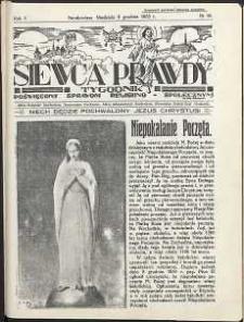 Siewca Prawdy, 1935, R. 5, nr 50