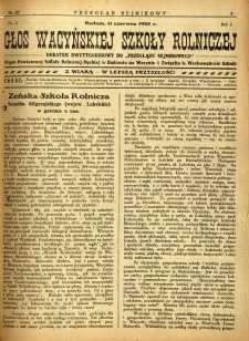 Przegląd Sejmikowy : Urzędowy Organ Sejmiku Radomskiego, 1925, R. 4, nr 22, dod.