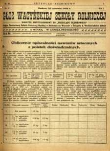 Przegląd Sejmikowy : Urzędowy Organ Sejmiku Radomskiego, 1925, R. 4, nr 24, dod.