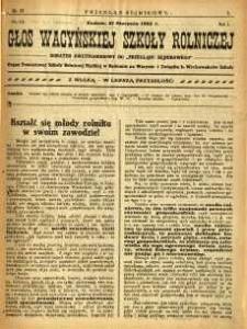 Przegląd Sejmikowy : Urzędowy Organ Sejmiku Radomskiego, 1925, R. 4, nr 33, dod.
