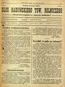 Przegląd Sejmikowy : Urzędowy Organ Sejmiku Radomskiego, 1926, R. 5, nr 6, dod.