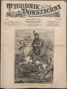 Tygodnik Powszechny, 1882, nr 8